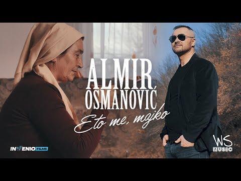 Almir Osmanovic - 2020 - Eto me majko - (Official Video)