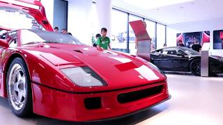FERRARI PASSION DAY | Ferrari Brisbane | Australia | Ferrari F40, F12 TDF, 488GTB, GTC4 Lusso