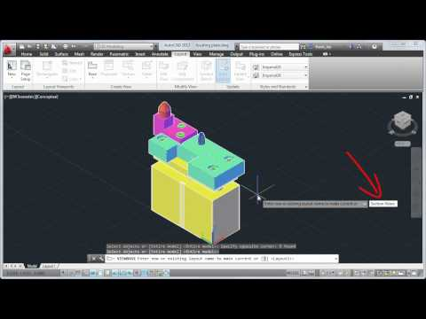 AutoCAD 2013 New Features Overview & Walkthrough