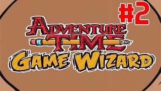 Adventure Time Game Wizard - Walkthrough Part 2 - 1080p 60fps (iOS)