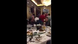CRAZY ASIAN DINNER FIGHT