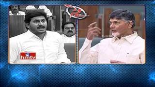 AP CM and  YS Jagan Satires on Their Education in AP Assembly