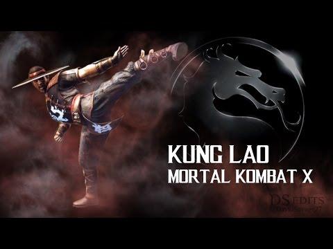 Kung Lao Full & Uncut Fatality & Character Introductions - Mortal Komb...