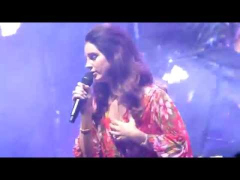 Lana Del Rey - Born To Die LIVE HD (2014) Hollywood Forever Los Angeles