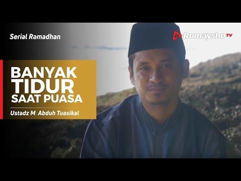 Serial Ramadhan : Banyak Tidur Saat Puasa