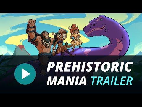 Prehistoric Mania - Trailer