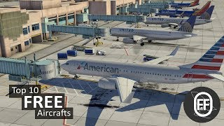 Best Freeware Planes of 2017! | XP11