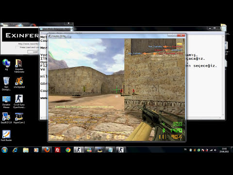 Counter Strike 1.6 Wall Hack - sXe 12.0 - metin2pvp.biz