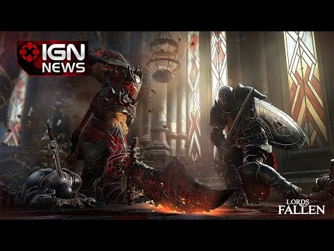 Lords Of The Fallen 'Could Not Be Achieved' On Last-Gen Consoles - IGN News