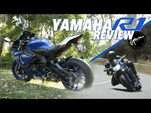 Yamaha R1 test ride review