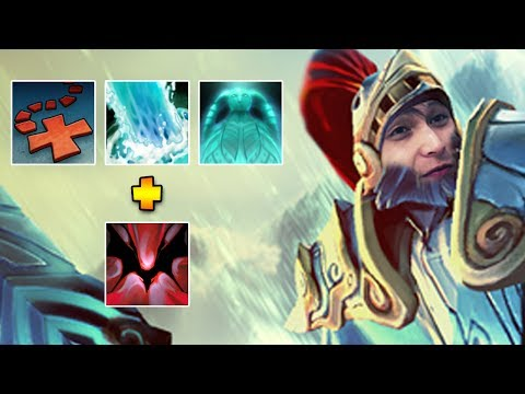 COMBO WITH ARISE ◄ SingSing Dota 2 Moments