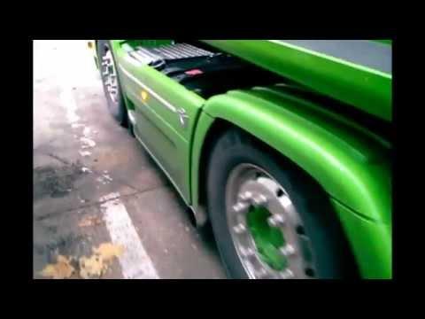 Roland Singer - Scania V8