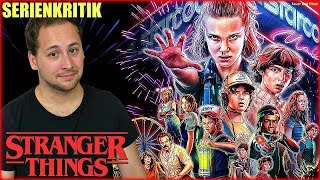 STRANGER THINGS - STAFFEL 3 - KRITIK Review