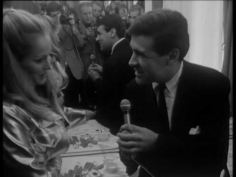 Ursula Andress in Zürich