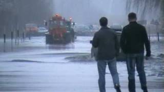 Foresterclub.lt watching the flood of Lithuania. Part 4