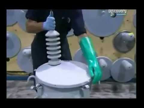 como se frabica el transformador electrico.(How it's made: Electrical transformer)