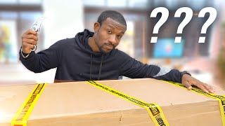 My Massive Angry Mystery Unboxing!