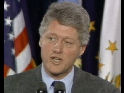 America Forgives: How Clinton Survived a Sex Scandal