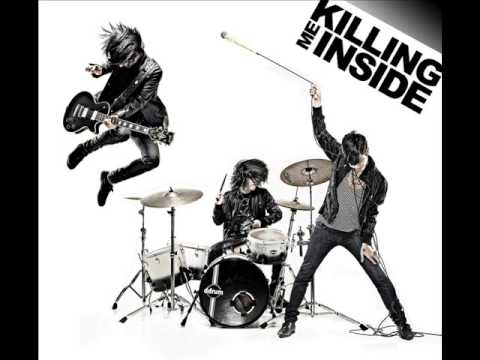 Killing Me Inside - Dont Look Back
