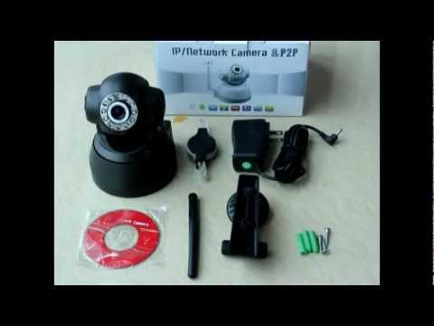 P2P IP CAMERA--EASIER SET UP.mp4