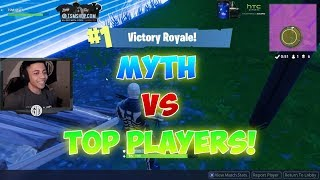 Myth Wins Insane Queue Sniping Match vs. Top Players!