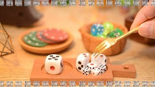 This is my dinner. | Stop motion cooking/miniature toys/ASMR/anime