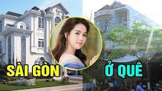 Biệt Thự Ngọc Trinh Ở Sài Gòn Như Khách Sạn 5 Sao Nhưng Nhà Ở Quê Lại Không Bằng 1 Góc