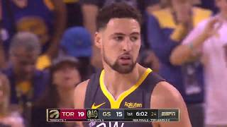 Klay Thompson 30 points Highlights vs Toronto Raptors - NBA Finals Game 6 2019