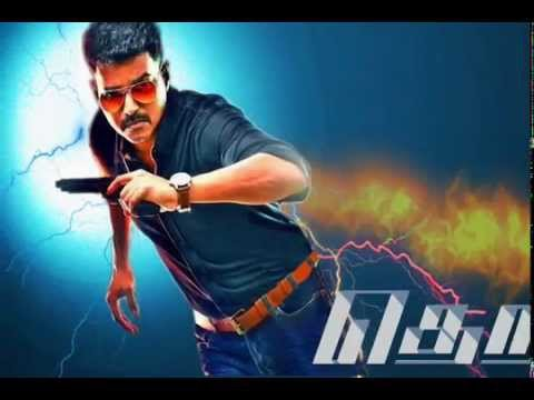 Theri First Look Motion Poster