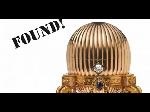 Man Finds Faberge Egg Worth $33.3m At Garage Sale