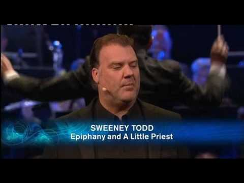 Sweeney Todd - Epiphany, A Little Priest (2 2) - Proms 2010 video