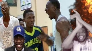 THE SWAGGIEST PLAYER EVER!! BAM ADEBAYO BALLISLIFE MIXTAPE REACTION(#5 RANKED KENTUCKY COMMIT)