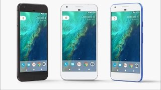 Google Pixel and Pixel XL Thoughts!