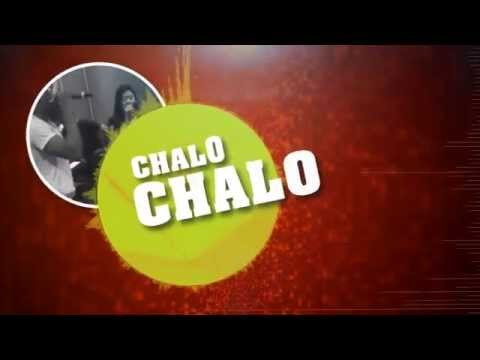 Chalo Chalo - EDM Mix - Dwayne Bravo feat, Nisha B | Official Lyric Video | #ChaloChalo