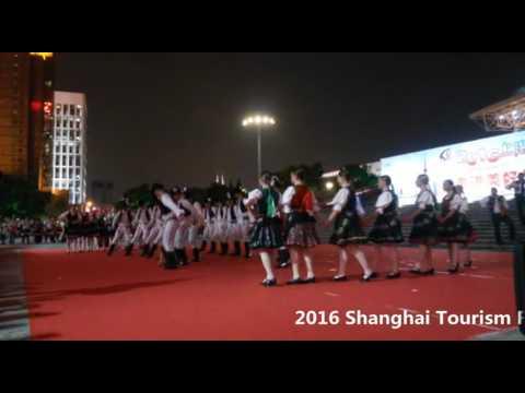 "2016 Shanghai Tourism Festival public show-FS ""Zeleziar"", Slovakia-3"