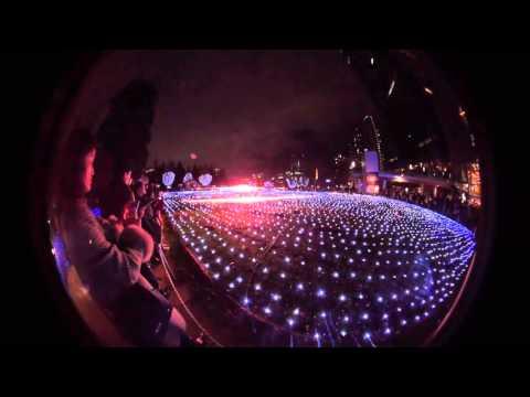東京ミッドタウン イルミネーション 360(360 TokyoMidtown Illumination 2015)