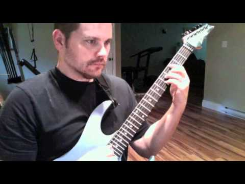Frosty the Snowman Jazz Guitar Chord Melody