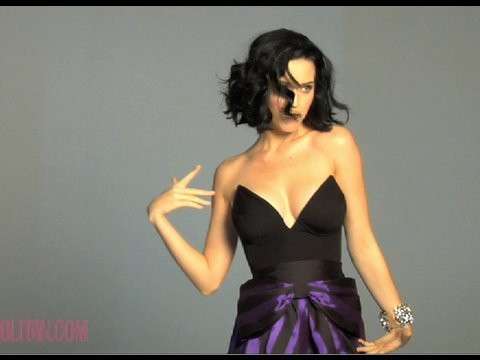 Katy Perry's Cosmo Cover Shoot