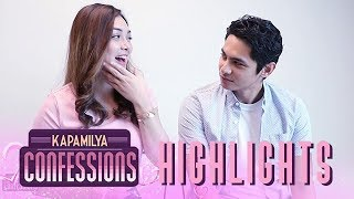 'Compatibility Test Challenge' with Meg Imperial and Kiko Estrada | Kapamilya Confessions Highlight