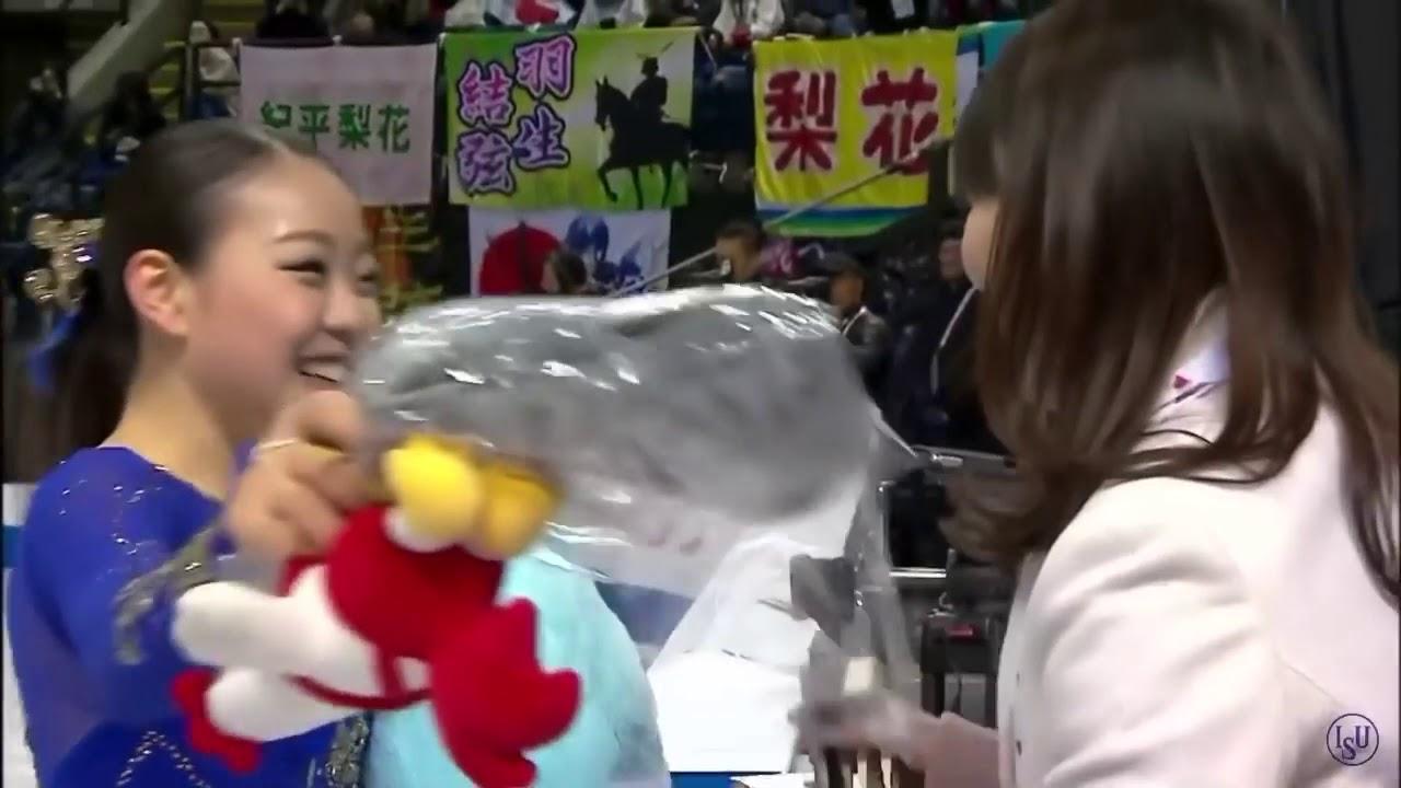紀平 梨花 海外 の 反応 韓国