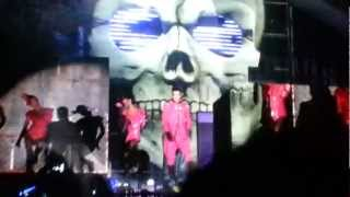 BIG BANG- Crayon, Fantastic Baby @ MAMA in Hong Kong 2012