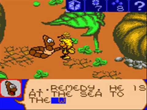 Maya the bee garden adventures(GBC) pt.4 Video