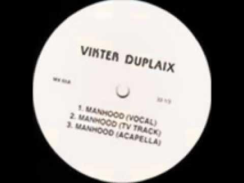 Vikter Duplaix - Manhood(Mcfee LePleja's Conceptual Mix)