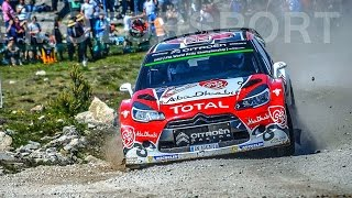 WRC Rally Portugal 2016 | The Best Of | re-upload better image | Full HD
