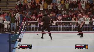 WWE 2K18 Old vs. New: Summerslam