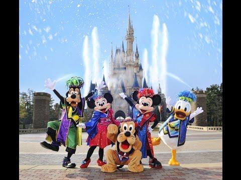 TDL 東京ディズニーランド Tokyo Disneyland こっつ&まゆ