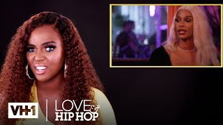 Joseline's Old Beef w/ PreMadonna | Check Yourself S3 E4 | Love & Hip Hop Miami