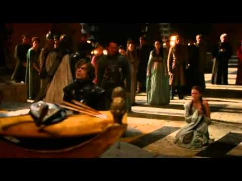Game Of Thrones Tyrion Saves Sansa