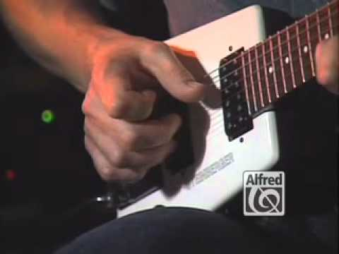 Allan Holdsworth Performance