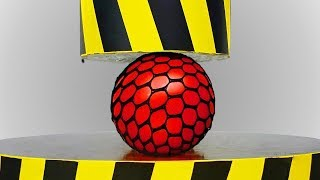 Ultimate Hydraulic Squishy Ball